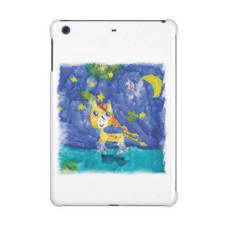 Nuit étoilée Pegasus d'aquarelle avec la batte