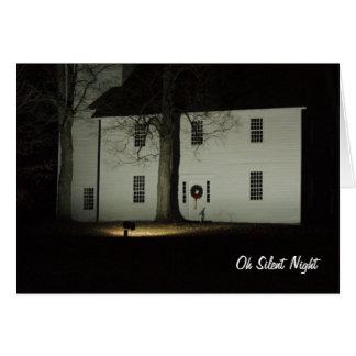 Nuit silencieuse cartes