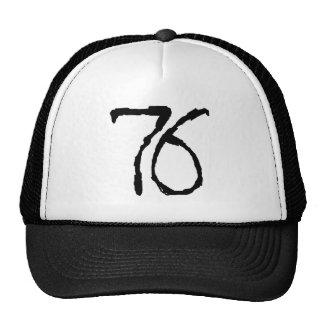 Number76 Casquette