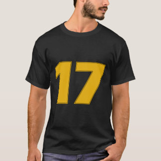 Numéro 17 t-shirt