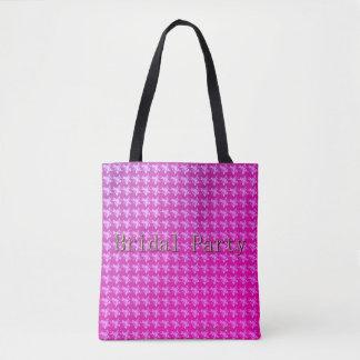 Nuptiale-Partie-PLEIN _Multi-Style de ROSES de Tote Bag