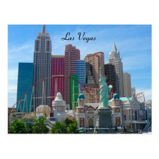 ny ny Las Vegas Carte Postale