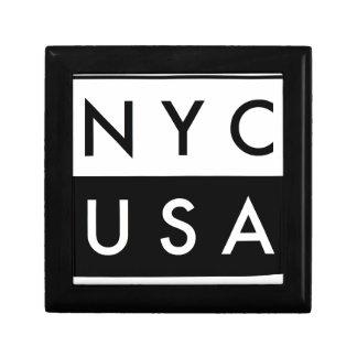 NYC ETATS-UNIS BOÎTE À SOUVENIRS