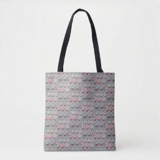 NYC sur le sac réutilisable de Fourre-tout-Dessus