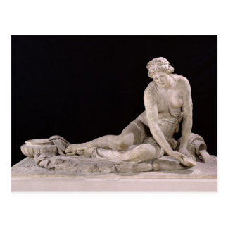 Nymphe avec Shell, 1683-85 Carte Postale