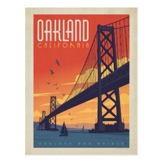 Oakland, CA Cartes Postales