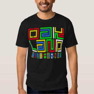 Oakland, Ca -- T-shirt