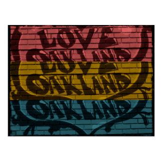 Oakland ! cartes postales
