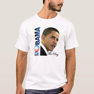 Obama 2012 - Le Prez T-shirt