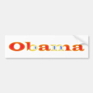 Obama Adhésif Pour Voiture