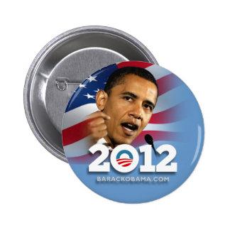 Obama Biden 2012 Badges