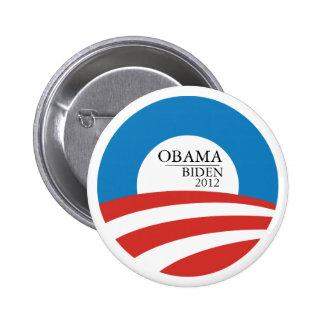 OBAMA BIDEN 2012 US ELECTION 2012 POLITICAL BUTTON