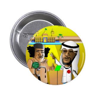 Obama et le colonel badges
