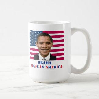 Obama, fabriqué en Amérique Mug