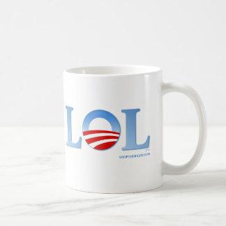 Obama LOL Mug