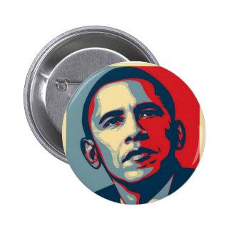 obama-oui--pouvez badge rond 5 cm