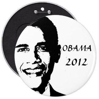 Obama pour 2012 badge