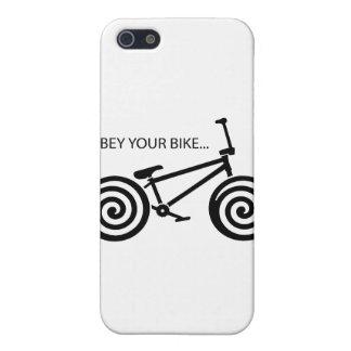 Obéissez BMX Étuis iPhone 5