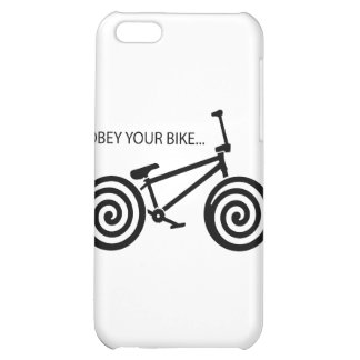 Obéissez BMX Étuis iPhone 5C