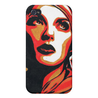 Obéissez le cas de peinture coque iPhone 4/4S