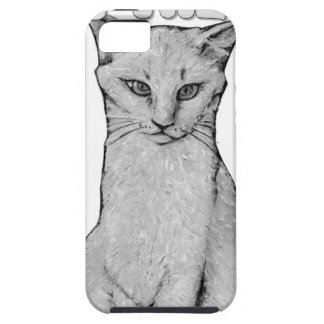 Obéissez le chat coque iPhone 5