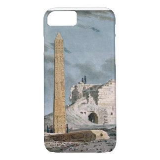 Obélisque de Cléopâtre (la semaine sur le papier) Coque iPhone 7