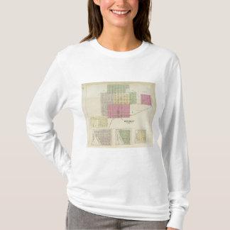 Oberlin, Norcatur, Kanona, Allison, le Kansas T-shirt