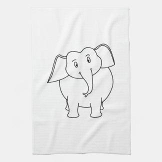 Objet superflu serviettes éponge