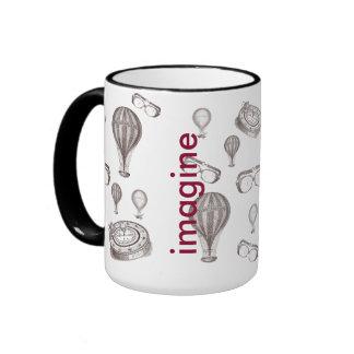 Objets de victorian de Steampunk Mug Ringer