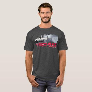 Obscurité d'édition de dérive de Toyota Tacoma 4x2 T-shirt