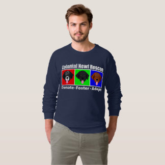 Obscurité raglane de sweatshirt de l'habillement