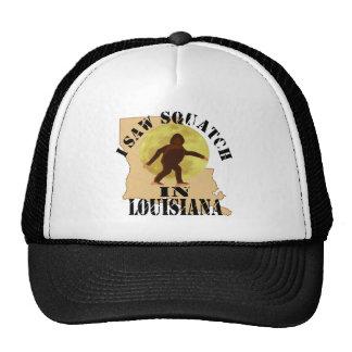 Observateur de la Louisiane Sasquatch Bigfoot - je Casquette De Camionneur