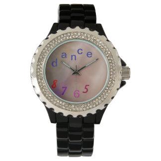 Observez pour le danseur montres bracelet
