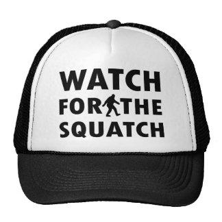 Observez pour Squatch Casquettes