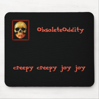 ObsoleteOddity Mousepad #1 Tapis De Souris