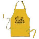 Obtenez au cru du DA Choppa Tablier