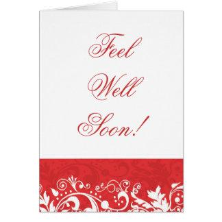 Obtenez bien carte de vœux