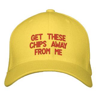 obtenez ces puces à partir de moi casquette brodée