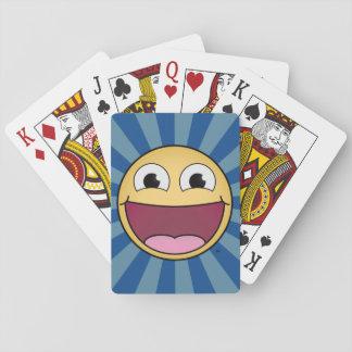 Obtenez heureux ! Cartes de jeu Jeu De Cartes