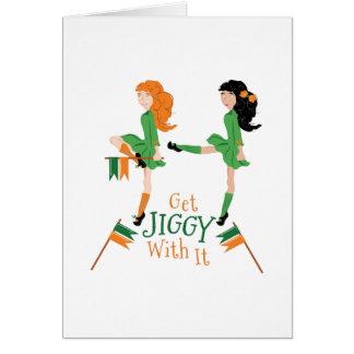 Obtenez Jiggy Carte De Vœux
