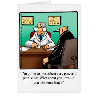 Obtenez la carte de voeux bonne d'humour