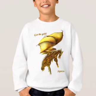 Obtenez le sweatshirt de la jeunesse d'or