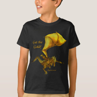 Obtenez le T-shirt de la jeunesse d'or
