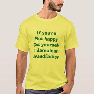 Obtenez-vous un grand-père jamaïcain t-shirt