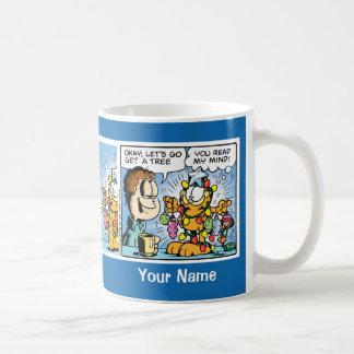 """""""Obtenons à un arbre"""" Garfield la tasse de"""
