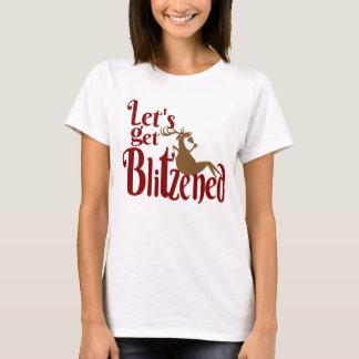 Obtenons le T-shirt de vacances de Noël de