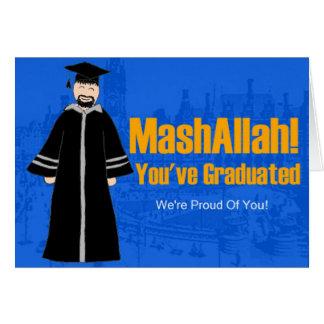 obtention du diplôme carte de vœux