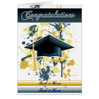 Obtention du diplôme cartes