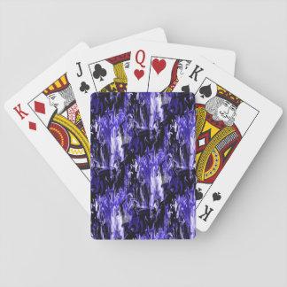 Obtention en bas de… cartes à jouer