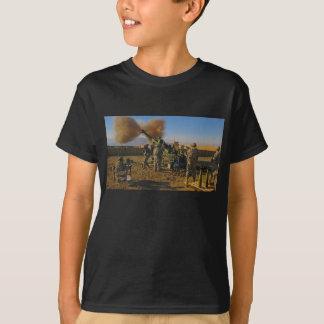 Obusier tracté Afghanistan 2009 de la lumière M777 T-shirt